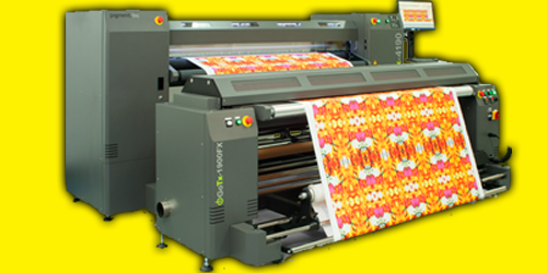 print direct to fabric with paoma solutions large format printing equipment