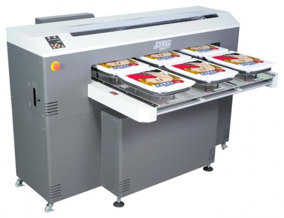 DTG M6 printer