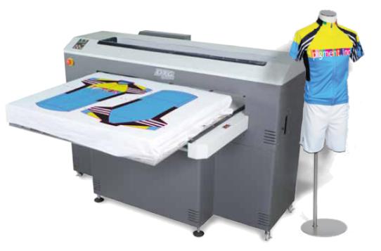 Direct to Garment Printers