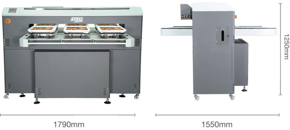 Direct to Garment Printers & Pretreat, DTG Digital