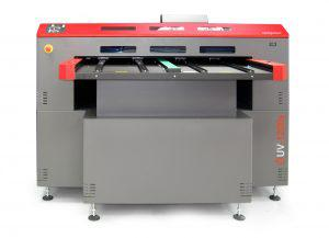 printing equipment for central, south america and parts of europe